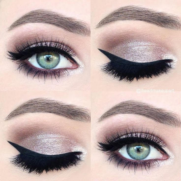 Make this stunning eye makeup stay by priming your lids with IT Cosmetics' amazing concealer. Get rid of unwanted pigmentation when you use this amazing product.