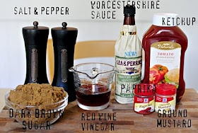 BBQ Sauce Recipe: Sauces Recipe, Homemade Barbecue Sauces, Homemade Sweet, Corn Syrup, Brown Sugar, Sweet Baby Ray, Bbq Sauces, Homemade Bbq, Sauce Recipe