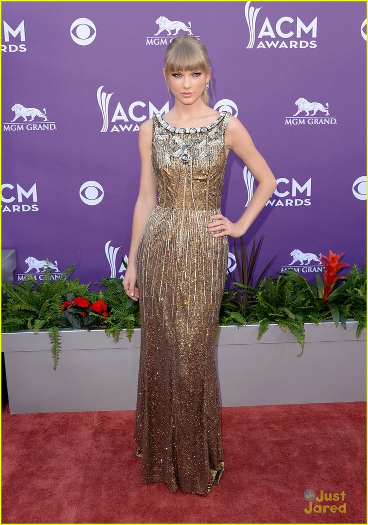 Taylor Swift AMC Awards 2013