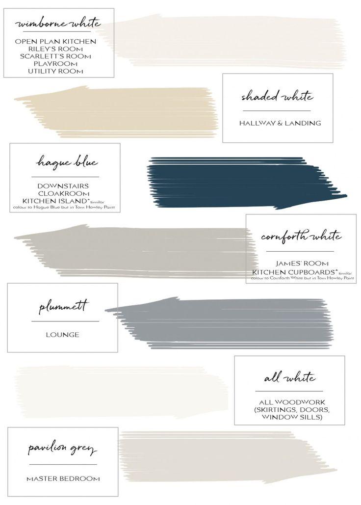 Best Paint Colours Farrow And Ball Paint Hallway Colours 640 x 480