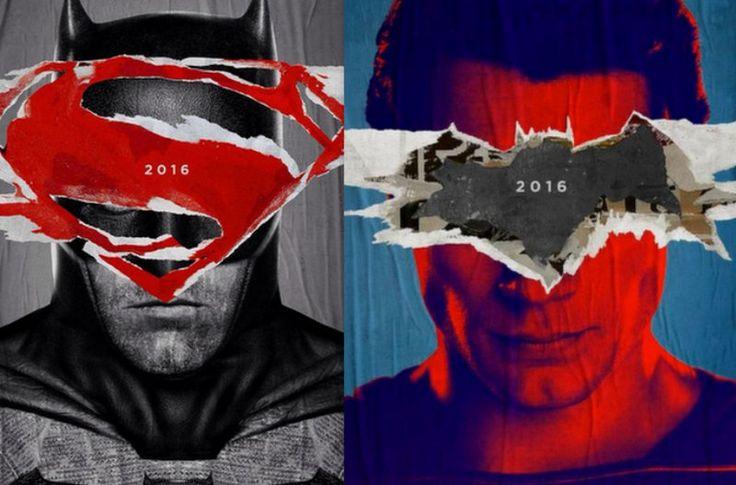 První plakáty: Batman V Superman - na čí straně stojíte?