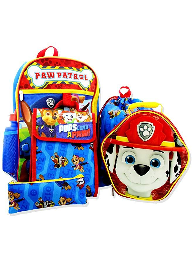 945fc991026 his Nickelodeon PAW Patrol 6-piece set is a Yankee Toy Box exclusive ...