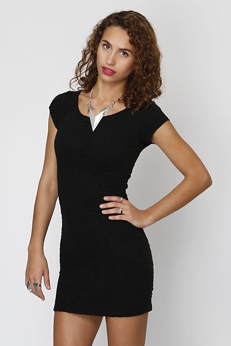 Bodycon backless φόρεμα