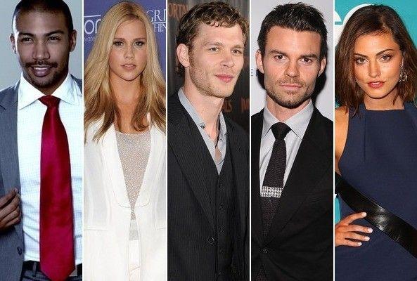 'The Originals' (The CW)