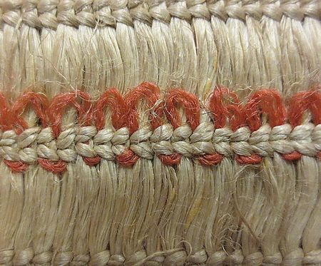"Conserving ""Curiosities"": A Red Woollen Thread"