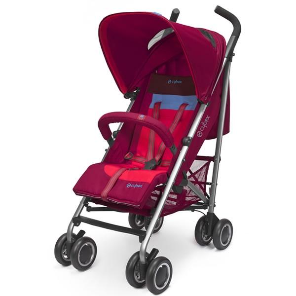 CYBEX Buggy Onyx Design 2013 - Poppy Red | online kaufen bei kids-comfort.de  #cybex #buggy #sportwagen #stroller #onyx #kidscomfort