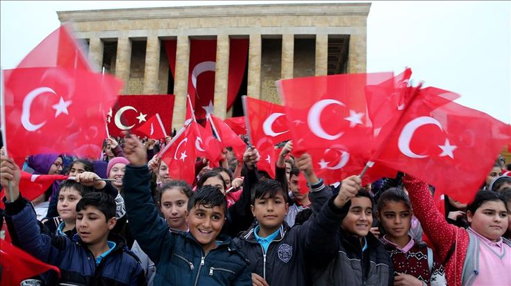 Turkey is celebrating its Republic Day and94thanniversary of the proclamation of Republic of Turkey on Sunday.
