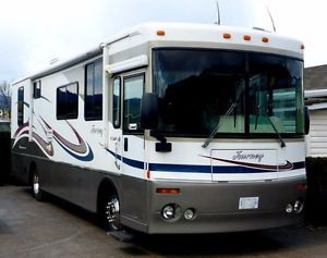 2003 Winnebago 34 Ft Journey Diesel Pusher