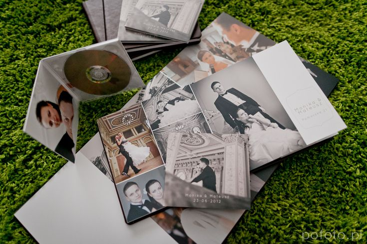 wedding albums & dvd covers by pofoto.pl
