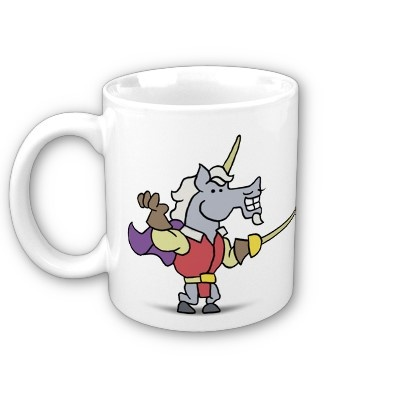 Wizard 101 Doodle Dueling Diego Mug from http://www.zazzle.com/wizard+101+gifts