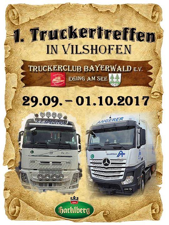 1. Trucker-Treffen in Vilshofen an der Donau – Heyevent.at