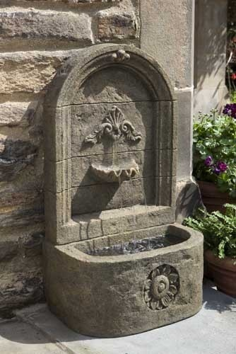 1000 Images About Outdoor Water Fountains On Pinterest