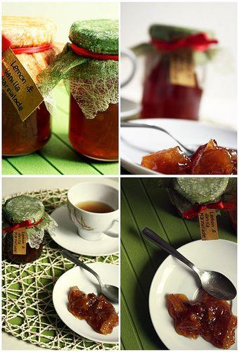 lemon and vanilla marmelade by Juls1981, via Flickr