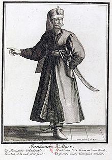 Janissaire — Wikipédia