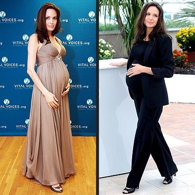 Angelina Embarazada