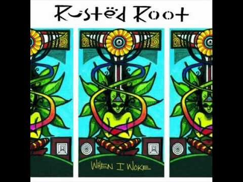 Rusted Root - Send Me On My Way (with lyrics) ...I've spent *years* thinking this was David Byrne of the Talking Heads...