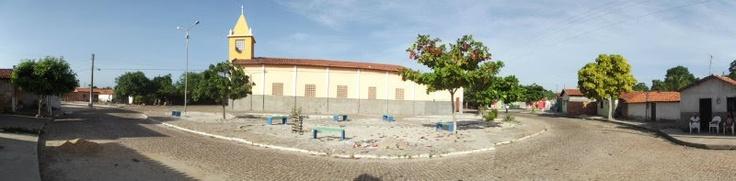 Paróquia de São João Batista - Bairro Santinho - Barras - Piauí
