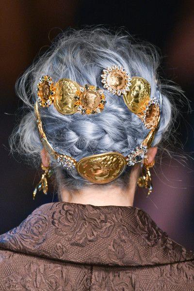 Cause and effect: pastel-locks: Dolce & Gabbana Spring/Summer...