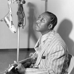 Muddy Waters, born McKinley Morganfield (April 4, 1913 – April 30, 1983). The original Hoochie-Coochie Man.