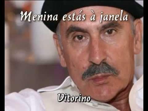 ▶ Menina estás à janela-Vitorino.avi - YouTube