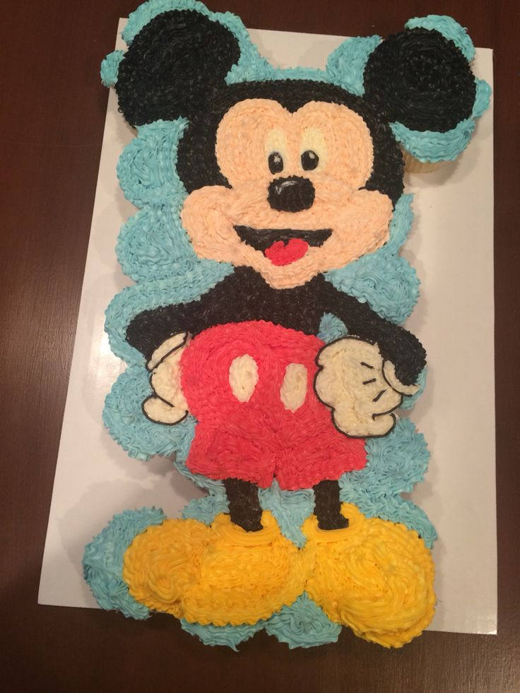 best 25  mickey mouse cupcakes ideas on pinterest