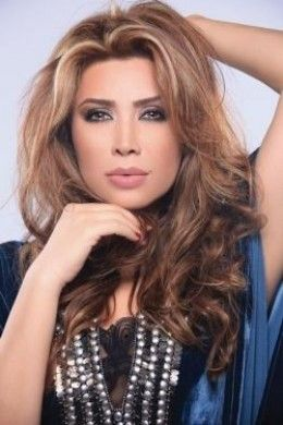 Nawal Zoghbi-beautiful arab women