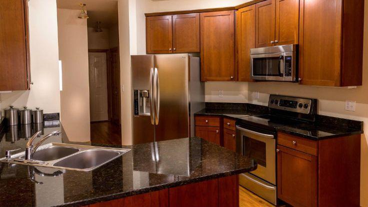 Risultati immagini per cucine con frigo in acciaio