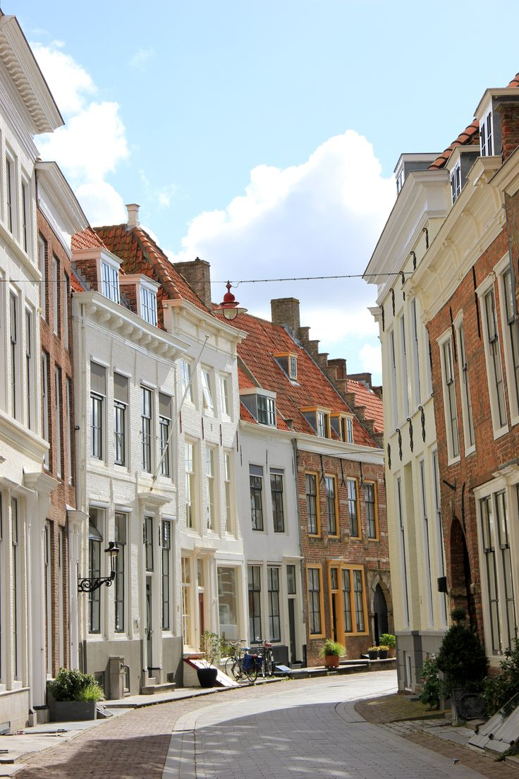 Dutch city Middelburg