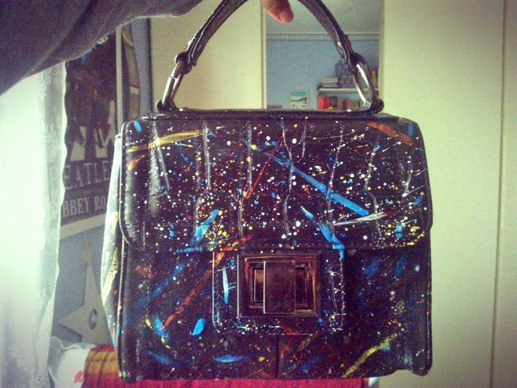 """Picci's Love: DIY: bag inspired by the TV series """"The Carrie diaries"""""""