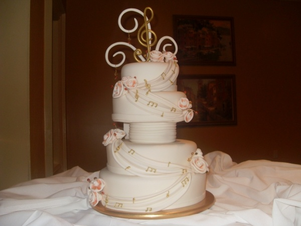 music wedding cake toppers 1000 images about theme wedding ideas on 17670