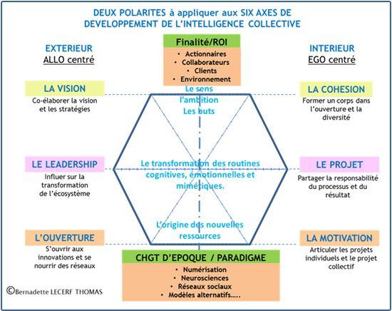 L'intérêt des #neurosciences pour la transformation collaborative #Management - Montée en compétence collective d'une équipe