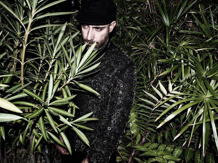 Embellished jacket, deuxhommes.gr Hat, Antony Peto paris