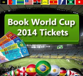 2014 World Cup Football Tickets. At the top of all football events, Football World Cup is the world's primary football competition.