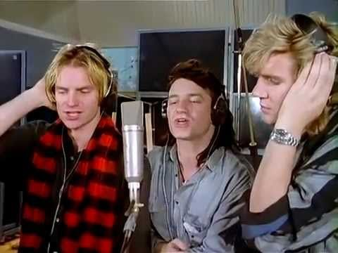 Band Aid - Do They Know It's Christmas? HD HQ Original and BEST version!