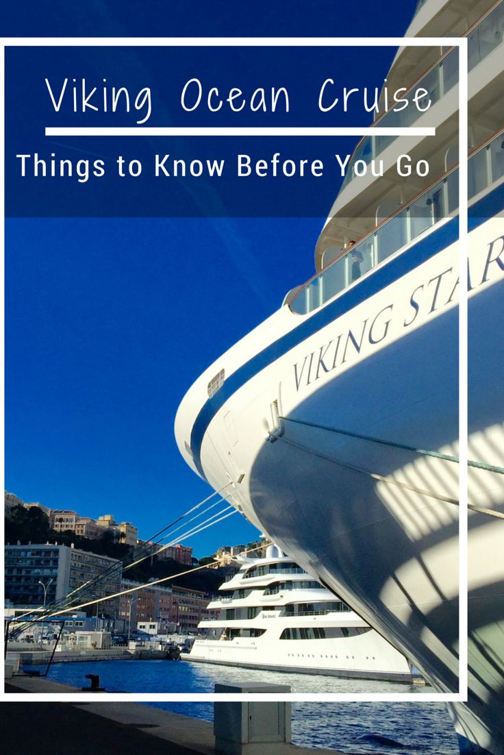 Come along with me as I share with you useful things you need to know before you go on the Viking Star by Viking Ocean Cruises.