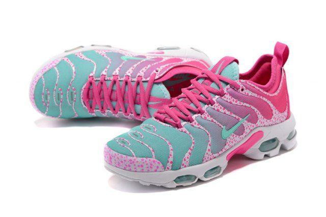Nike Air Max Plus Tn Ultra women's Running Shoes Pink Sky
