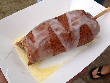 Deep Fried Butter and More from the State Fair Food Scene
