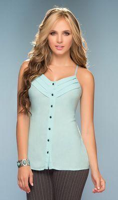 Bellas Blusas ,pantalones De La Nueva Coleccion Ryocco - Bs. 4.990,00 en MercadoLibre: