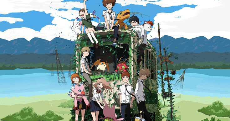 Anime Movies 2017 - Digimon Adventure tri. 4: Soushitsu (Loss)