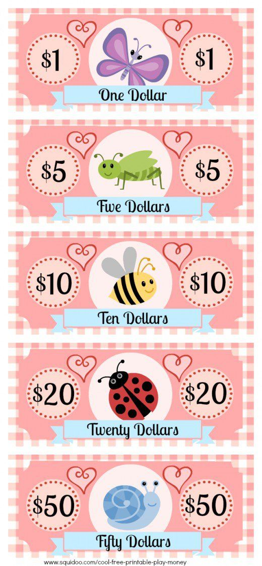21 best Play Money Incentives images on Pinterest Play money