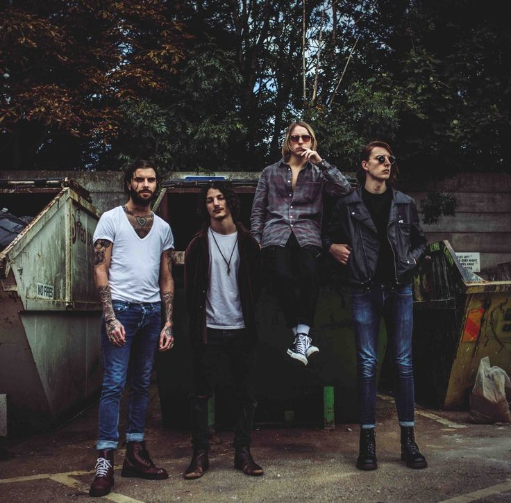 The Hunna Hertfordshire four-piece The Hunna is causing quite a stir in the music world. We caught up with the guys following their recent tour with Coasts, ...