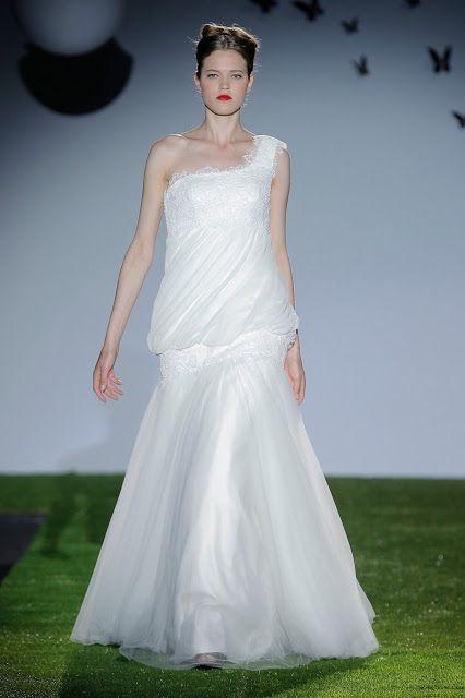 BODAS DE ALTA COSTURA: Barcelona Bridal Week 2014