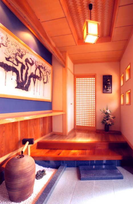 Foyer Area Jobs : Best images about genkan on pinterest entrance