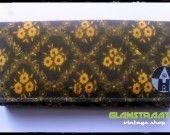 portafogli in tessuto vintage anni 70 fiorellini : Portamonete, portafogli di glamstraat