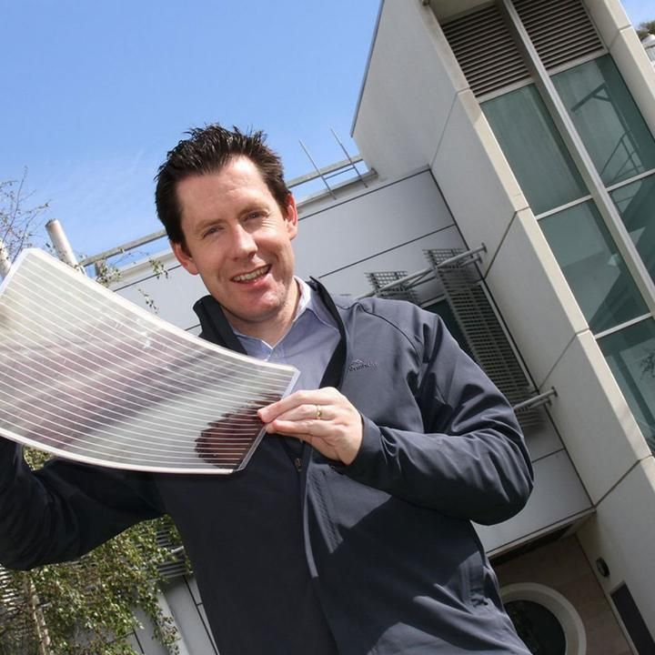 Australian Scientists Develop Printable A3-Sized Solar Cells » So cool, now I just have to patiently wait for the $ 200,000 printer to come down in price! I bet the ink for this would be CRAZY expensive at Staples! :)