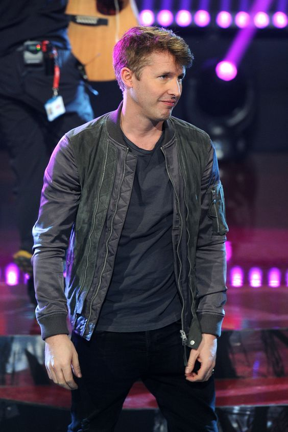 James Blunt on the Italian TV show Sky Uno | Hollywood.com