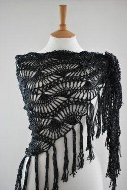 Crochet Patterns: Hairpin Lace - Free Crochet Patterns