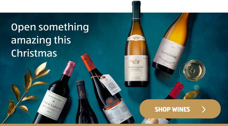 Aldi Christmas   Food, Presents, Recipes and Wine - ALDI UK