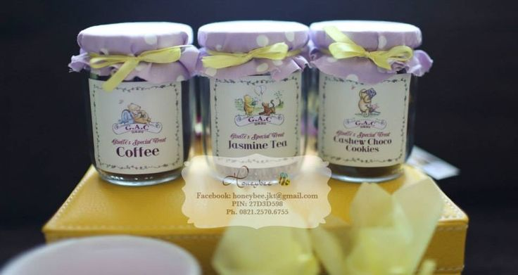 Lovely jars