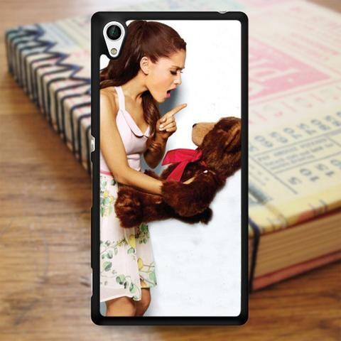 Ariana Grande Bear Cute Sony Experia Z4 Case